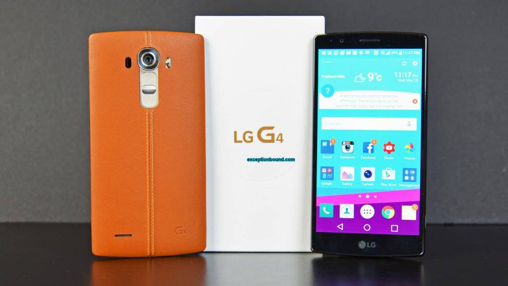 LG G4 Manual User Guide - Phone News, Reviews and