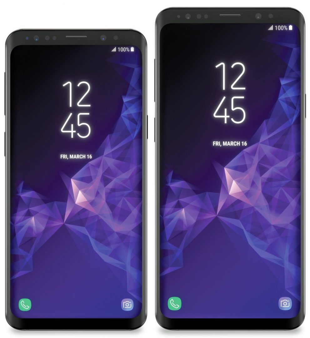 Galaxy S9 ve Galaxy S9 Plus